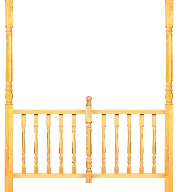 Столбы-колонны резные для лестниц, веранд, и беседок из лиственницы | Все для лестниц