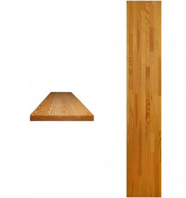 Подступенок из лиственницы | Все для лестниц