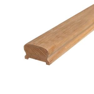 Поручень для балясины из дуба | Все для лестниц