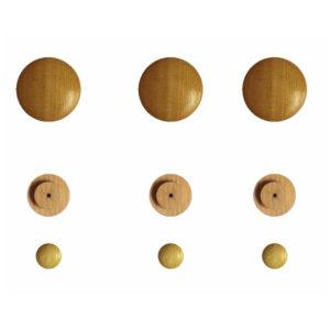 Заглушка деревянная из лиственницы | Все для лестниц