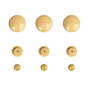 Заглушка деревянная из сосны | Все для лестниц