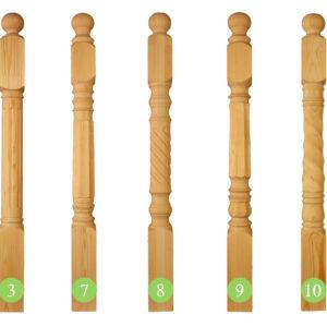 Столбы начальные